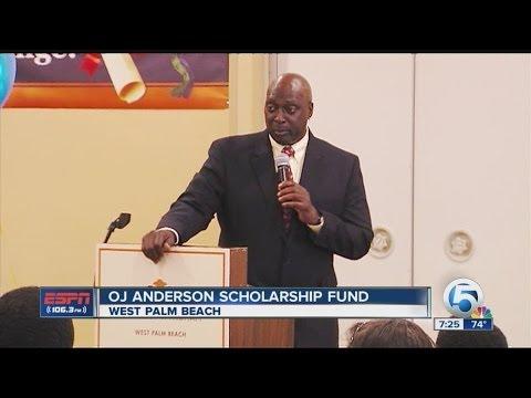 OJ Anderson Scholarship Fund