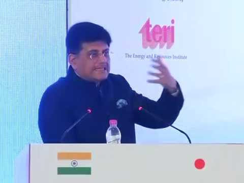 Speaking at India - Japan Energy Forum 2017 in New Delhi