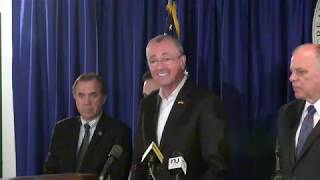 Gov. Murphy speaks about the current state of legal marijuana in New Jersey