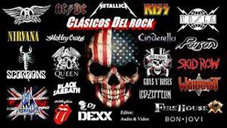 Clasicos Del Rock En Español  Rock Clasicos En Ingles De Los 60 y 70 y 80