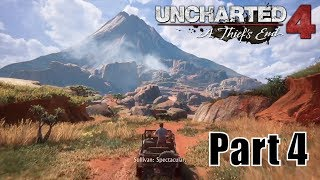 Live Uncharted 4 : A Thief's End Part 4 ps4 pro