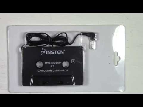 Universal Car Audio Cassette Adapter Insten 3.5mm Review/Overview/Install Tips And Tricks