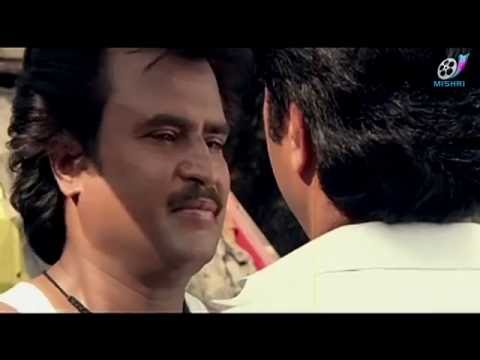 Rajinikanth Super Scenes | Thalapathi | Frienship Scenes | Mammootty