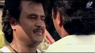 Rajinikanth Super Scenes   Thalapathi   Frienship Scenes   Mammootty