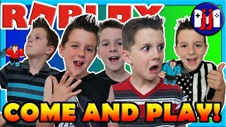 🔴 GamerBoyJJM Roblox Livestream! Come and play!