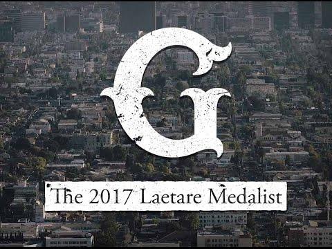 G: 2017 Laetare Medalist Rev. Gregory J. Boyle, S.J.