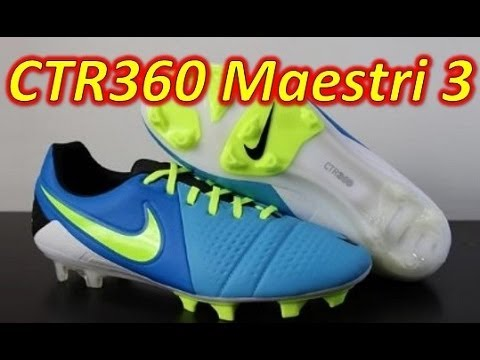 Nike CTR360 Maestri 3 Current Blue - Unboxing + On Feet from YouTube · Duration:  10 minutes 3 seconds
