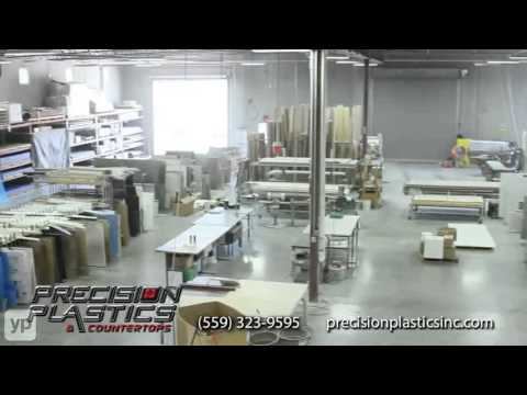 Precision Plastics & Counter Tops | Clovis, CA | Fabrication