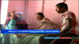 Rape attempet to Odissa girl in Aluva