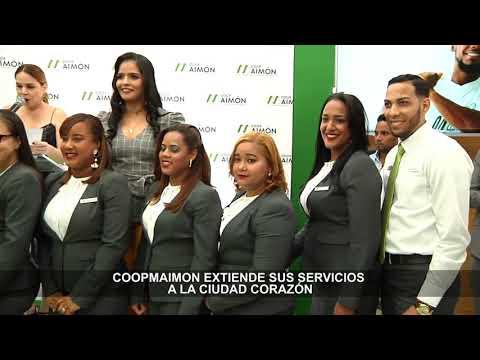 COOP-TV13 INAUGURACION MAIMON SANTIAGO