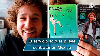 De acuerdo con el influencer, tiene cobertura en México, Estados Unidos y Canadá
