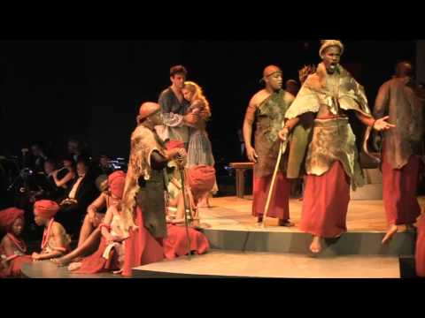 UCT OPERA SCHOOL -  Four : 30 - Operas Made in South Africa