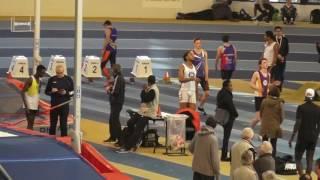 60m jum - Championnats Ile-de-France en salle d'Epreuves Combinées