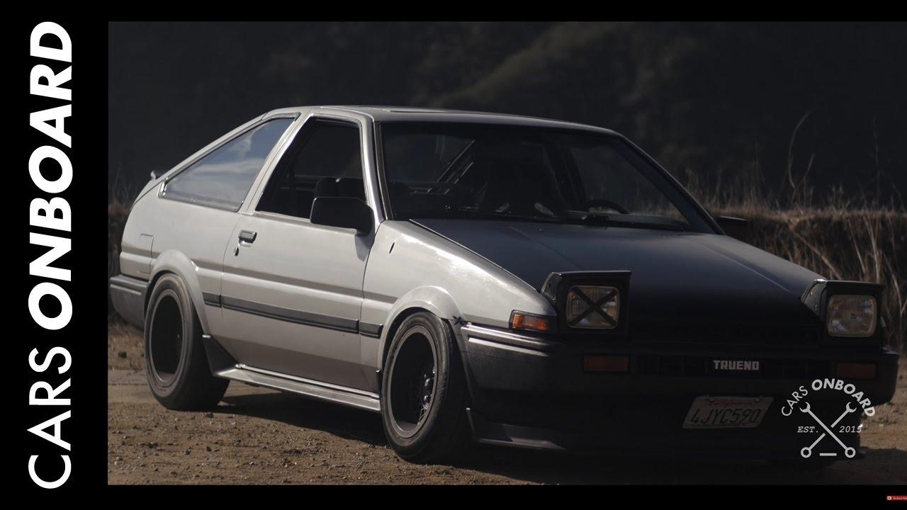 Need for Speed ProStreet - Toyota Corolla GTS (AE86) - Ebisu Drift .