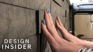 How To Design A Temporary Stone Wall With Removable Panels