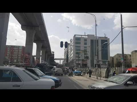 06. March 2020, Today Weather information Addis Ababa in Ethiopia street view, 에티오피아 아디스아바바 날씨