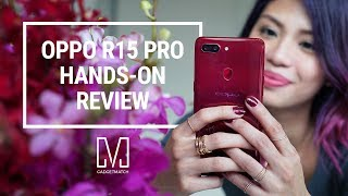 OPPO R15 Pro Hands-On Review