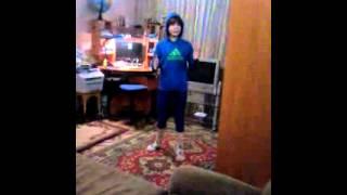 Брейк-данс первый видеоурок
