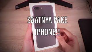 DROP PRICE!! IPHONE 7PLUS SISA 5JUTAAN!! BELI APLIKASI UDAH BISA PAKE DANA!!