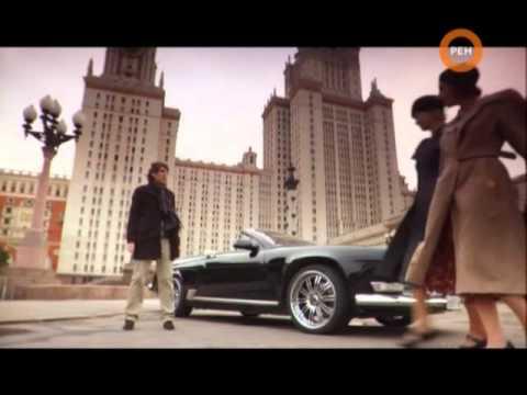 Top Gear Russia: Volga Roadster