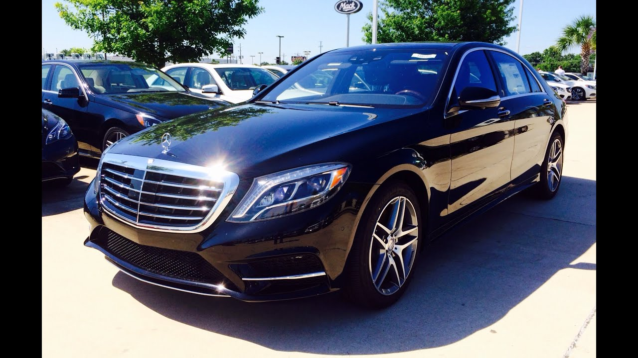 20142015 mercedes benz s class s550 full review exhaust start up youtube