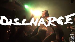 DISCHARGE - Interview & Live Footage, April 2017 (Part 2 of 2)  Punk, D-beat - MPRV News