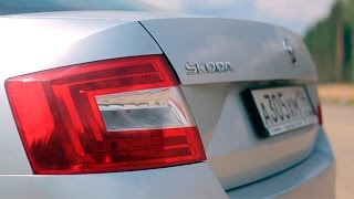 Подробный обзор Skoda Octavia A7