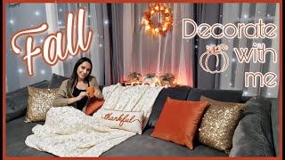 Clean and Decorate for Fall 2019 | Glam Fall Decor