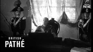 SS Lt. Col. Herbert Kappler On Trial For War Crimes AKA War Crimes Trial (1948)