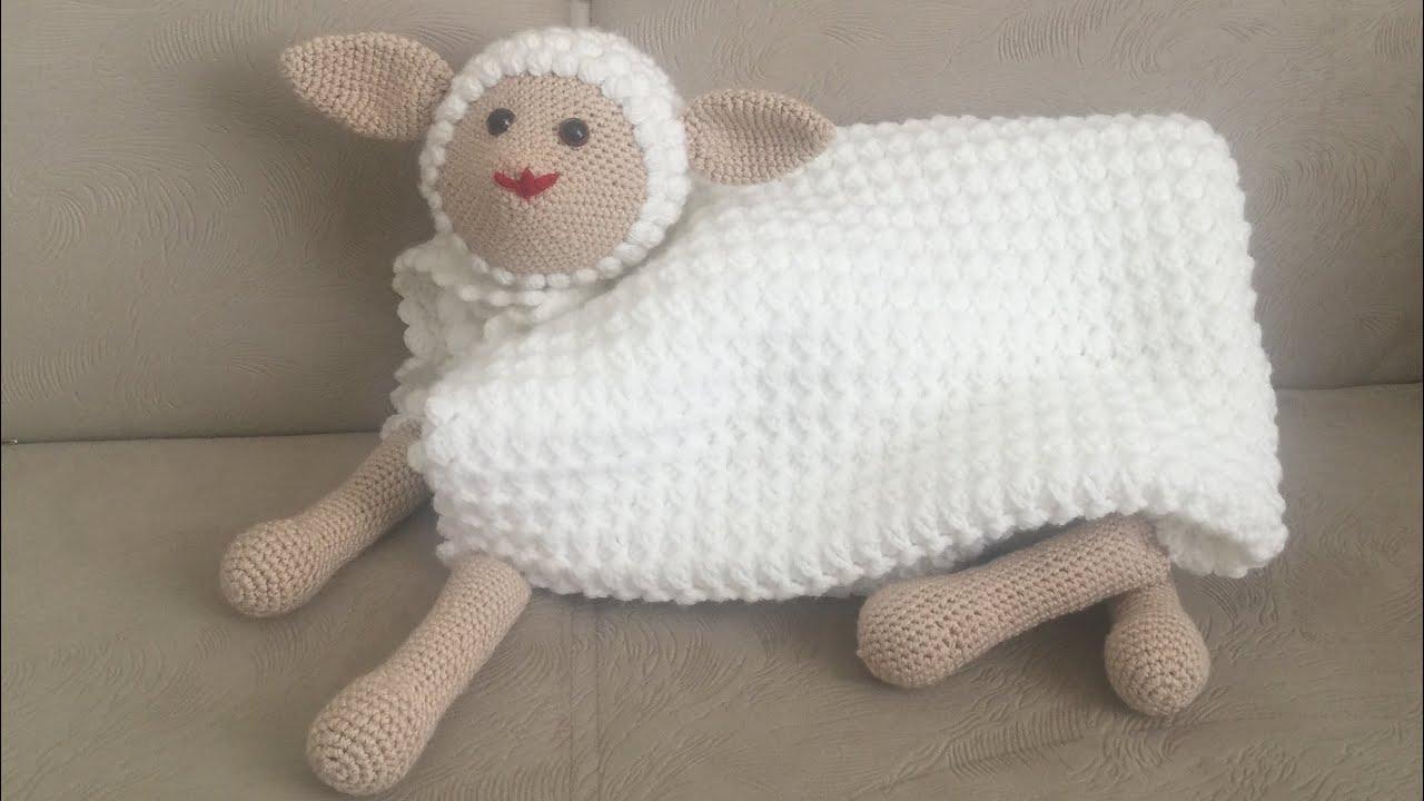 Leithygurumi: Amigurumi Sheep Free English Pattern - Design by ... | 720x1280
