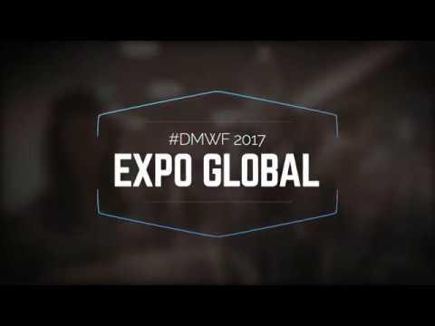 #DMWF Expo Global - London Digital Marketing World Forum