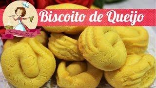 Biscoito de Queijo Mineiro - super fácil, rápido e prático!!