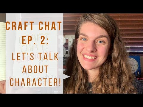 Character Basics Pt. 1: Types Of Characters    Craft Chat