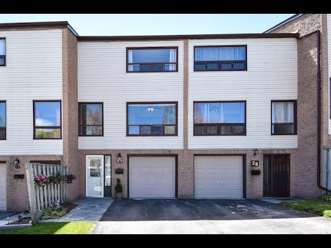 27 The Bridle Path Clarington Open House Video Tour