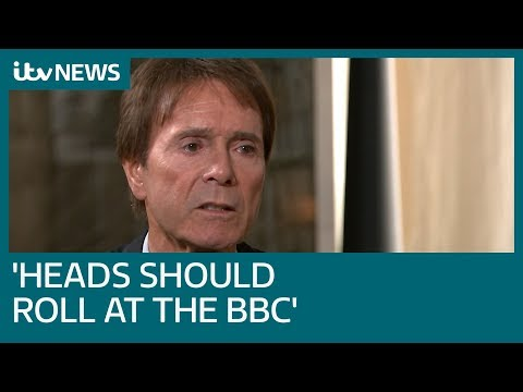 Exclusive: Sir Cliff Richard says 'if heads roll at the BBC it will be deserved'   ITV News