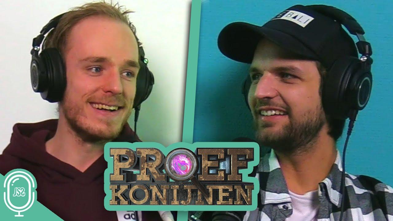 Kaj vd Ree over Proefkonijnen - De Zolderkamer #45
