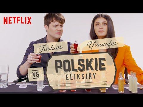 """Wiedźmin"": Jaskier i Yennefer vs. polskie eliksiry"