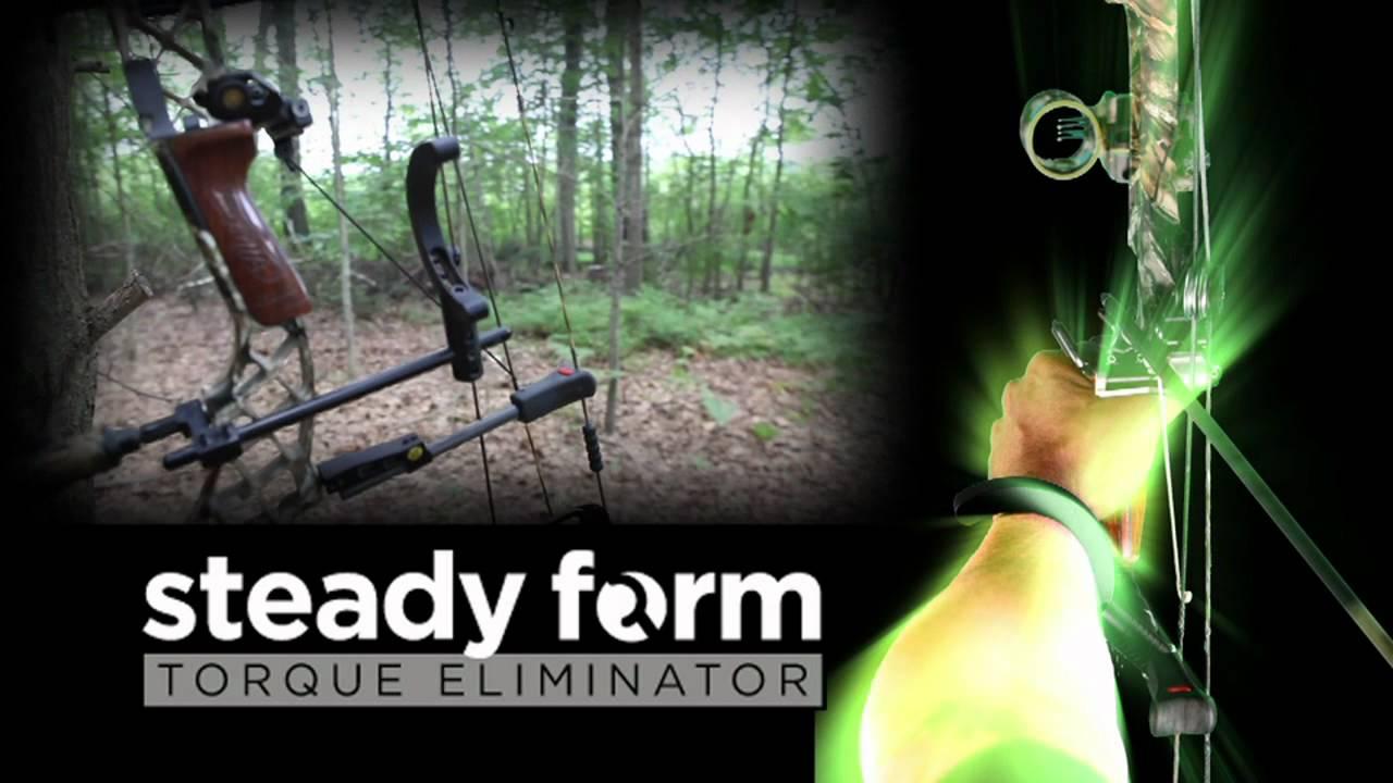 Steady Form's Torque Eliminator :60 - YouTube