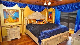 Disney Movie Themed Airbnb Near Orlando Florida | The Ever After Estate
