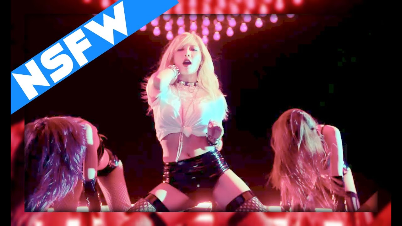 SEXIEST K-POP GIRL GROUP MUSIC VIDEOS (NSFW)