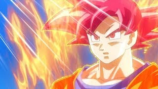 Dragonball Z: Battle of Gods - Trailer #1