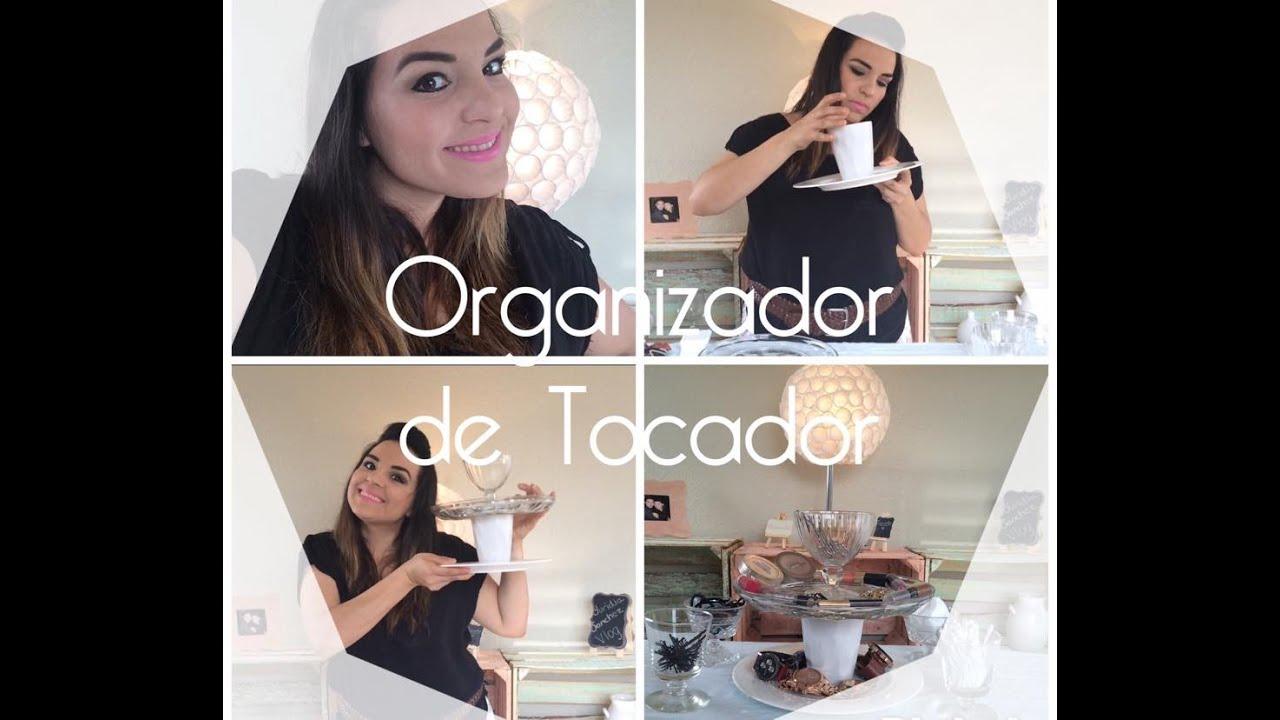 Organizador de maquillaje o accesorios decora tu cuarto for Organizador de cocina accesorios