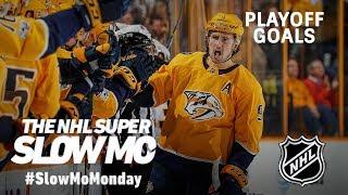 Super Slow Mo: Best Playoff Goals