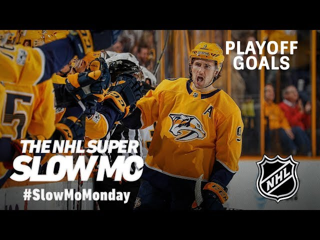 Super Slow Mo: Best Playoff Goals