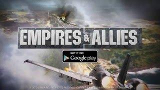 Empires & Allies Трейлер Игры