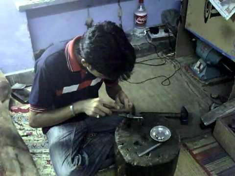 Jewellery making in Jaipur - Akriti Jewellers