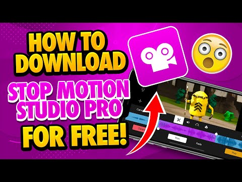 Stop Motion Studio Pro Download - How To Download Stop Motion Studio Pro For Free - Android & IOS