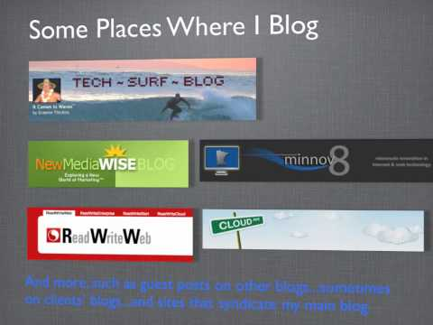 Why Launch a Company Blog and Use Social Media
