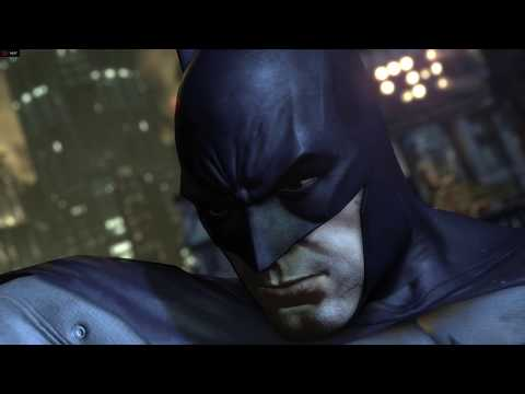 Batman Arkham city: Elabora la cura