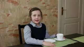 Сборы в школу (видео моделирование)
